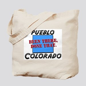 pueblo colorado - been there, done that Tote Bag