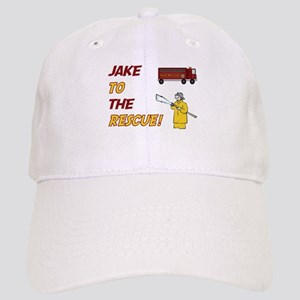 Jake to the Rescue Cap