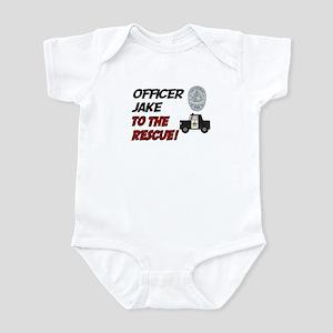Jake - Police Rescue Infant Bodysuit