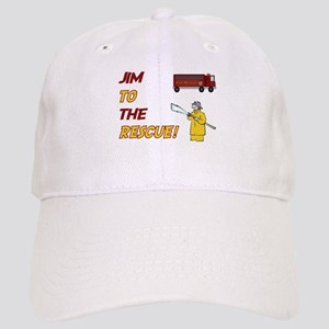 Jim to the Rescue Cap