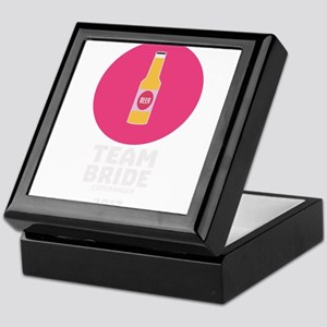 Team bride Copenhagen 2017 Henparty C Keepsake Box