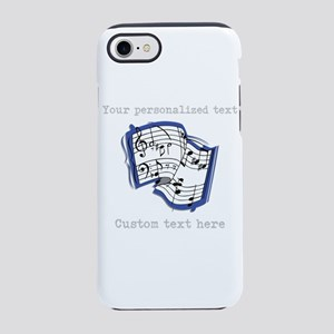 Music iPhone 7 Tough Case