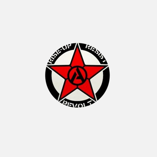Cool Anarchism Mini Button