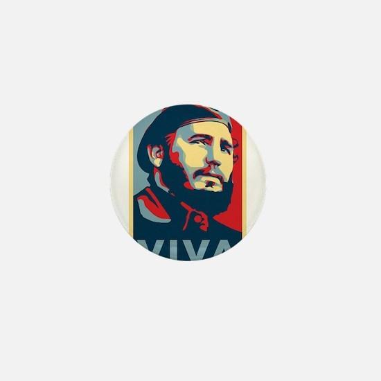Fidel Mini Button