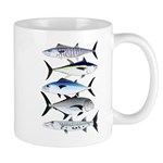 South Pacific Speedy Fishes Mugs