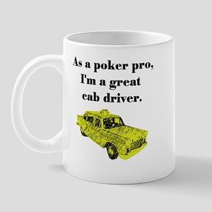 Cab Driver Mug