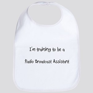 I'm training to be a Radio Broadcast Assistant Bib