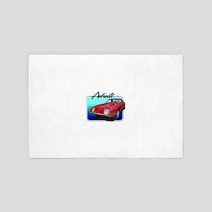 Studebaker Avanti 4' x 6' Rug