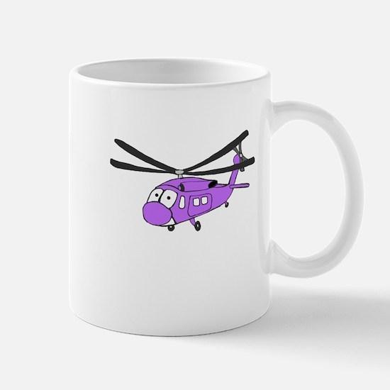 UH-60 Purple.PNG Mugs