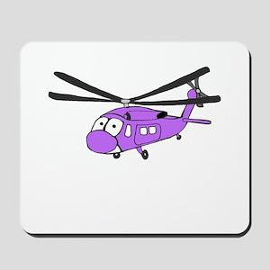 UH-60 Purple Mousepad