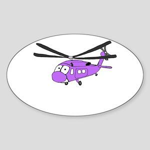 UH-60 Purple Sticker