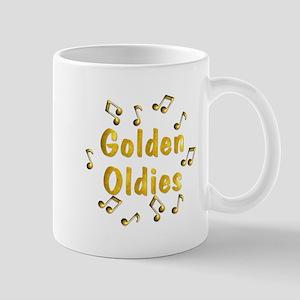 Oldies Music Mug