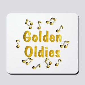 Oldies Music Mousepad