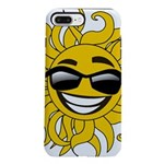 Smiley Face Sun iPhone 7 Plus Tough Case