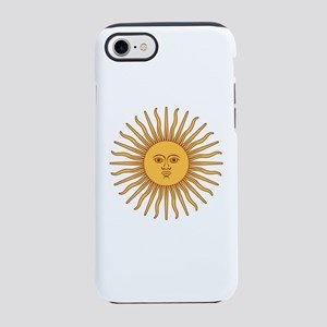 Sol de Mayo iPhone 7 Tough Case