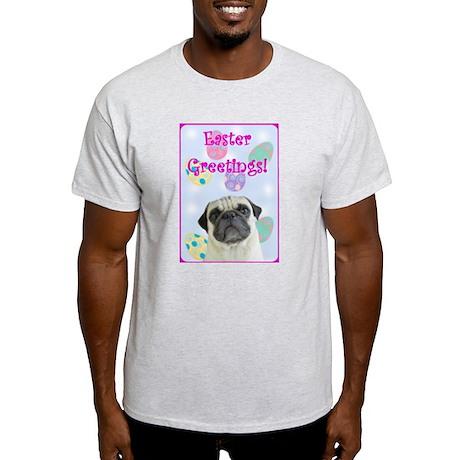 Easter greetings pu Light T-Shirt