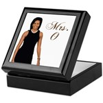 Mrs. Michelle Obama Keepsake Box