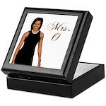 Mrs. Michelle Obama Keepsake Box