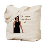 I love Madame O Tote Bag
