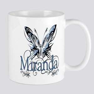 Beautiful Butterfly Miranda Mug