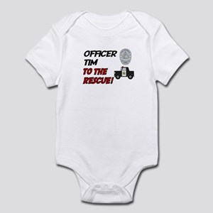 Tim - Police Rescue Infant Bodysuit