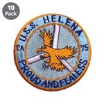 "USS HELENA 3.5"" Button (10 pack)"