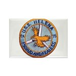 USS HELENA Rectangle Magnet (100 pack)
