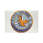 USS HELENA Rectangle Magnet