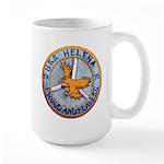 USS HELENA 15 oz Ceramic Large Mug