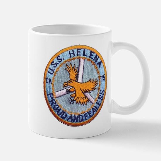 USS HELENA Mug