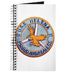 USS HELENA Journal