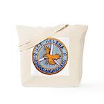 USS HELENA Tote Bag