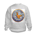 USS HELENA Kids Sweatshirt