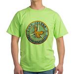 USS HELENA Green T-Shirt