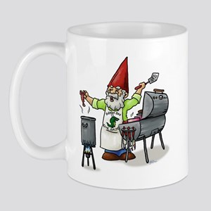 BBQ Gnome Mug