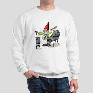 BBQ Gnome Sweatshirt