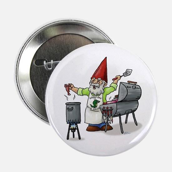 """BBQ Gnome 2.25"""" Button"""