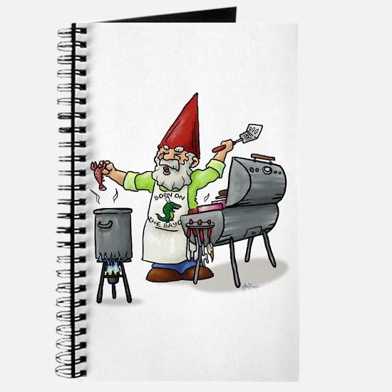 BBQ Gnome Journal