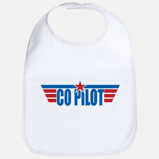 Co Pilot Wings Bib