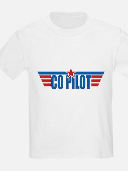 Co Pilot Wings T-Shirt
