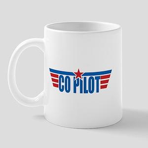 Co Pilot Wings Mug