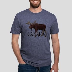 Canada Moose Souvenirs T-Shirt