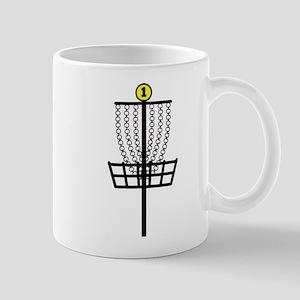 Disc Golf Hole Mug