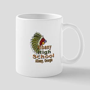 Albany Indians Mug