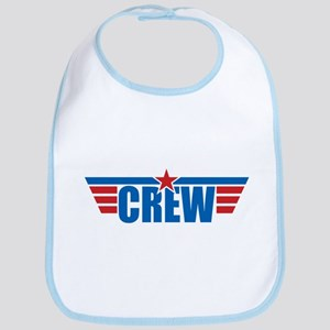 Aviation Crew Wings Bib