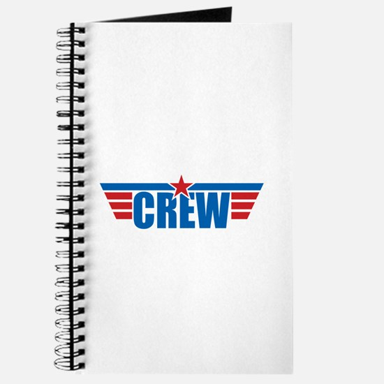 Aviation Crew Wings Journal
