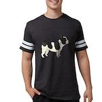 French Bulldog Mens Football Shirt