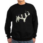French Bulldog Sweatshirt (dark)