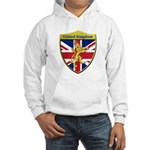 United Kingdom Metallic Shield Sweatshirt