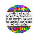 He Has Asperger's 3.5
